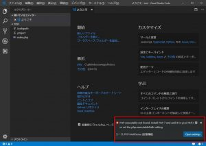 Visual Studio Code-PHP Path Error-