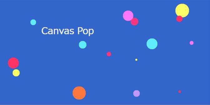 Canvas Pop